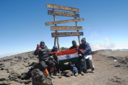 Mt Kilimanjaro Expedition