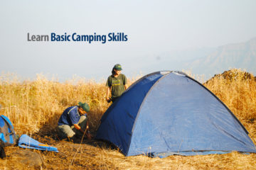 camping workshop