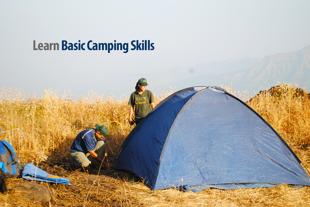 One-Day Camping Workshop