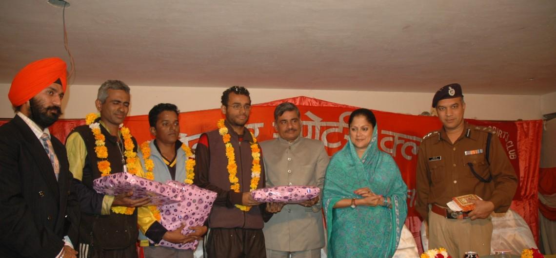 Mumbai Haridwar cycling trip