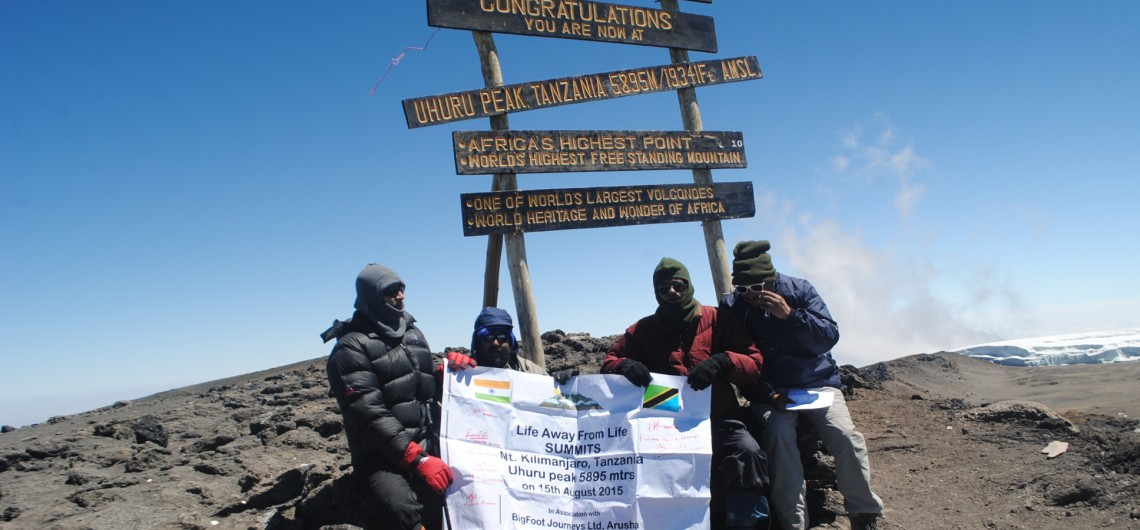 mt kilimanjaro expedition