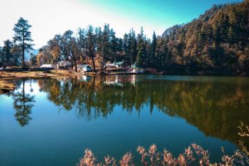dodital lake trek