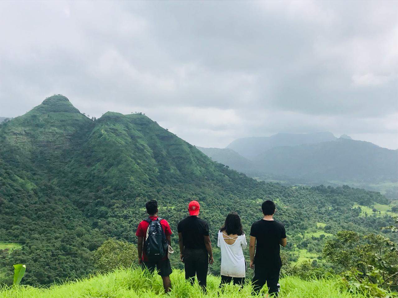 One-day trek to Nakhind ridge