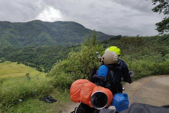 meghalaya motorcycle trip