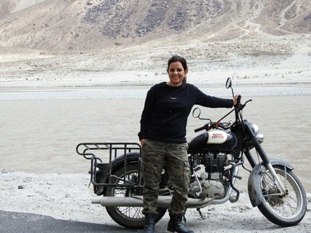 Bikaner Motorcycle trip