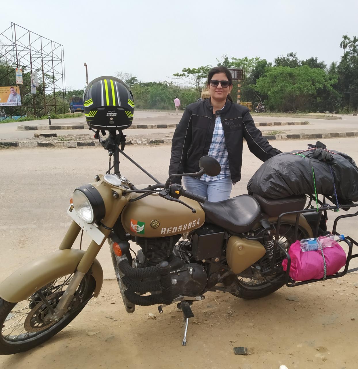 Desert Motorcycling trip – Jaipur to Bikaner