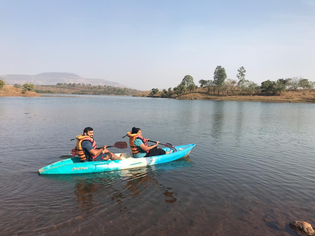One-Day Kayaking trip around Mumbai