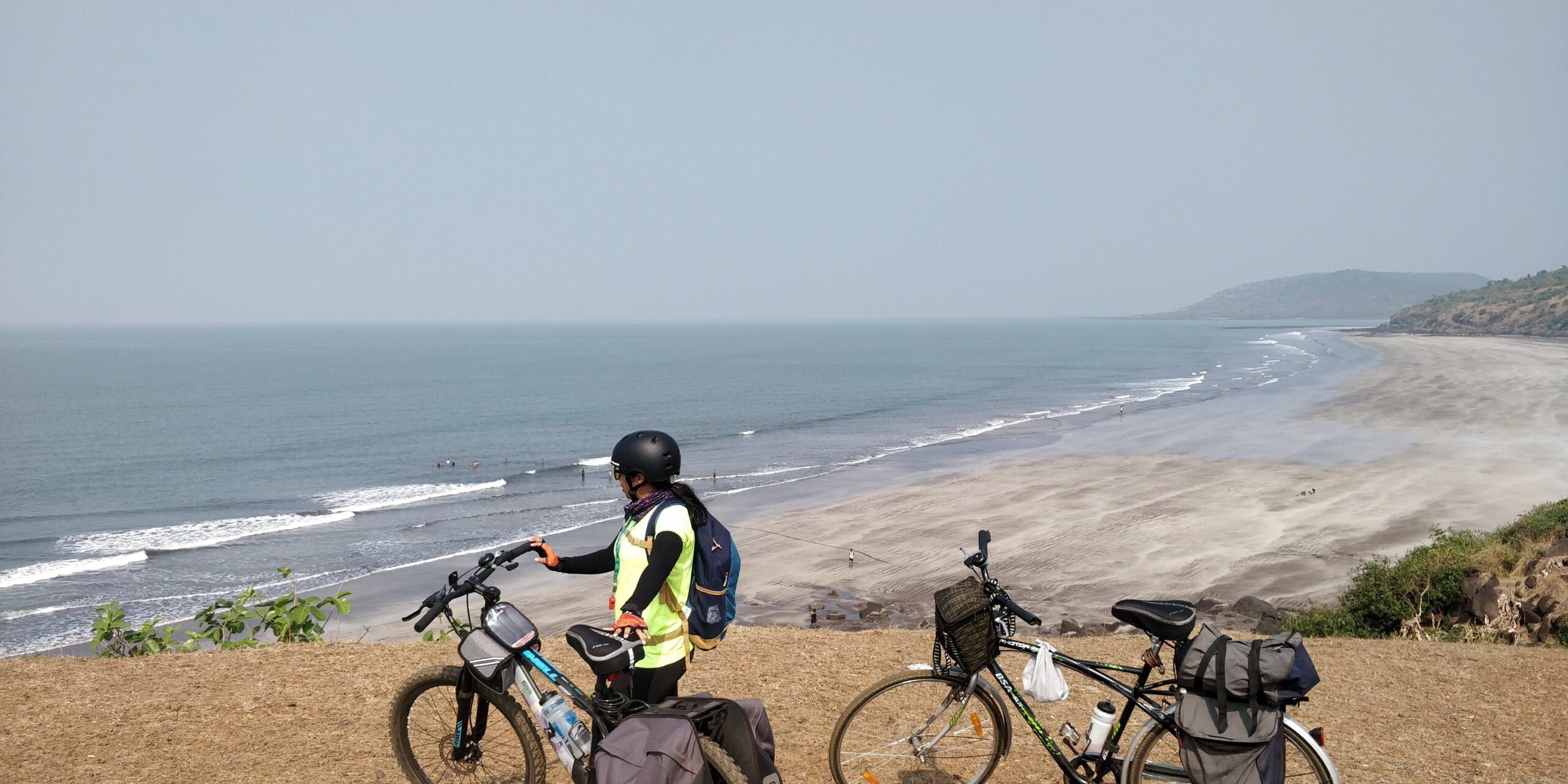Konkan Coastal Cycling Trip
