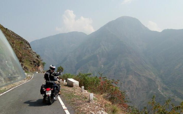 Kumaon Motorcycle trip