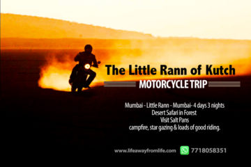 Little Rann of Kutch Motorcycle trip