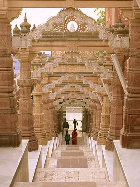Osiyan temple