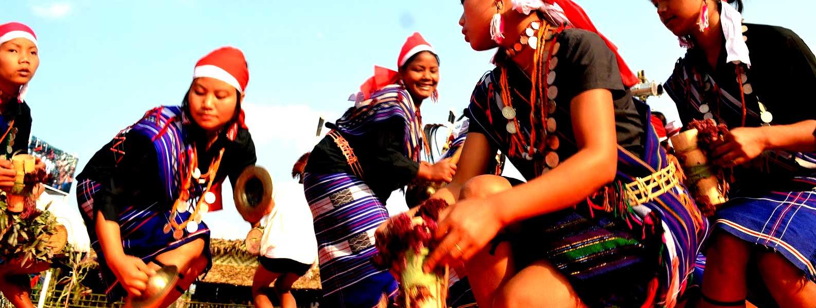 Pangshau Pass Festival
