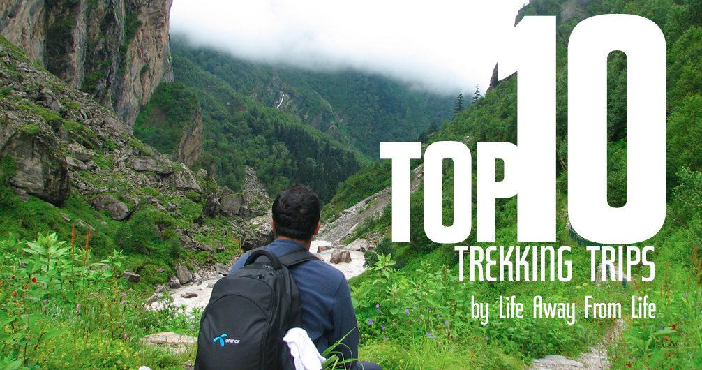 TOP 10 TREKKING TRIPS