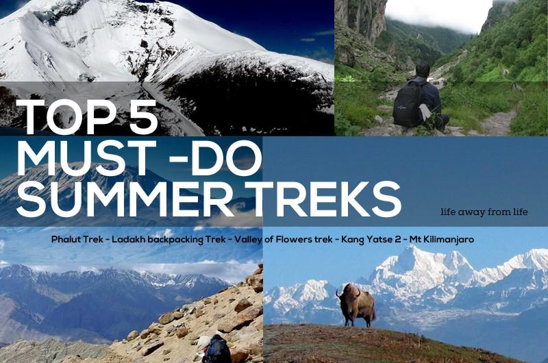 Summer treks
