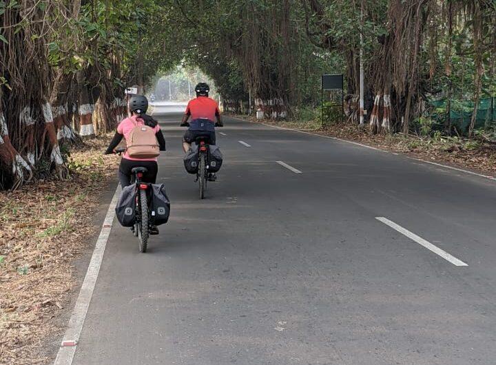 Maharashtra Coastal Cycling