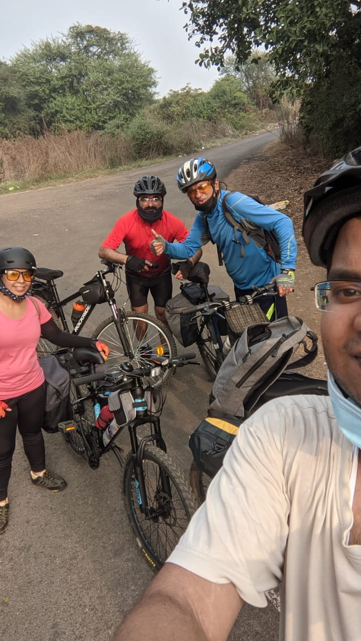 coastal cycling in Maharashtra