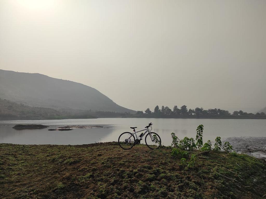 Friendship day Cycling & Hiking trip near Mumbai