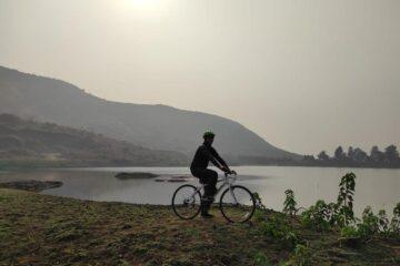 owe lake cycling