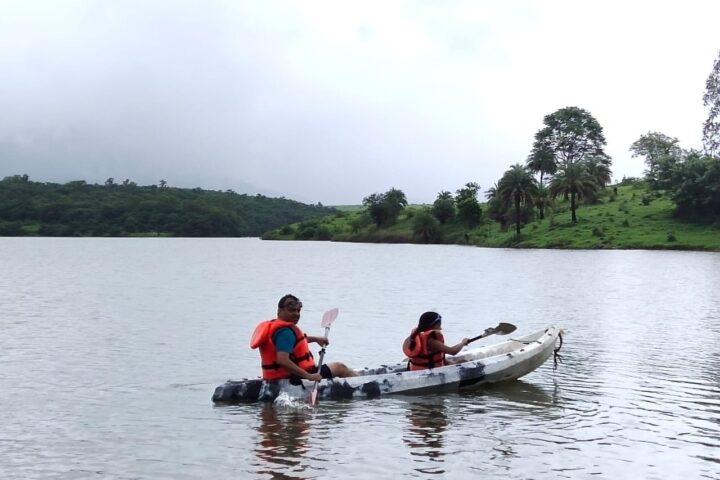 kayaking near mumbai