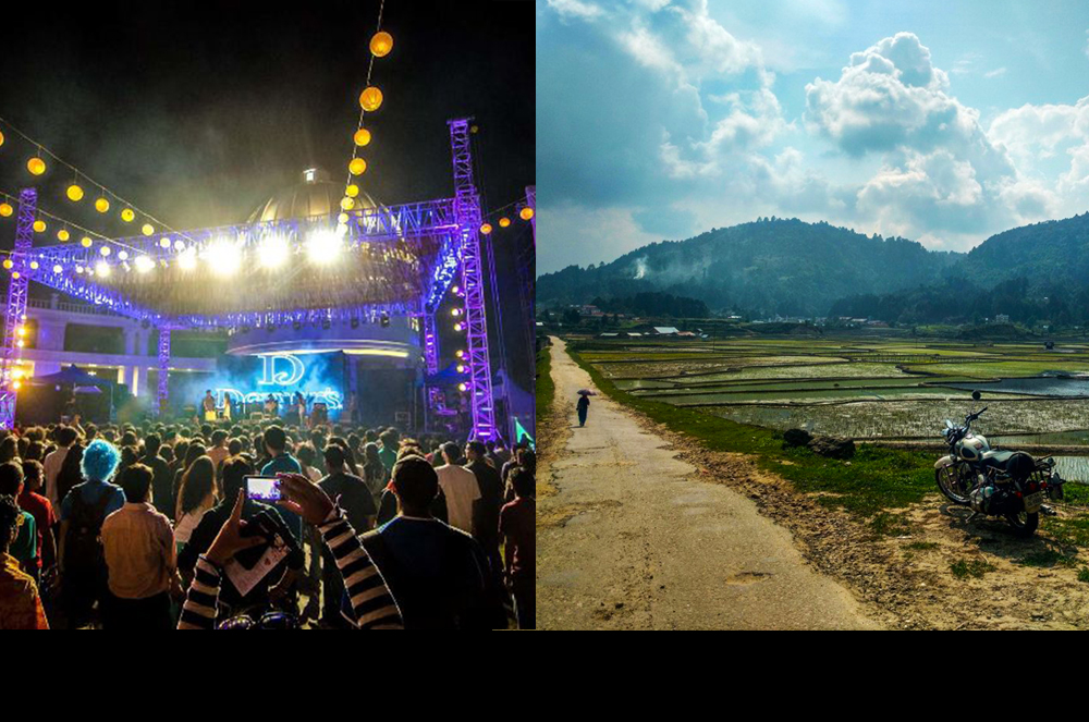 Ziro Valley & Music festival trip