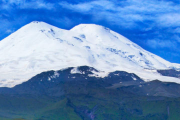 Mount Elbrus expedition