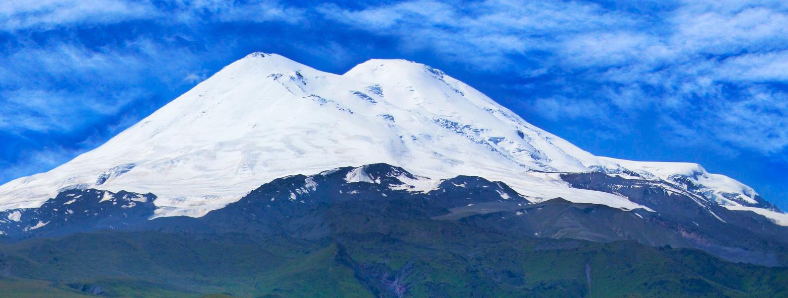 Mount Elbrus expedition