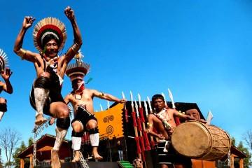 Hornbill Festival - Nagaland