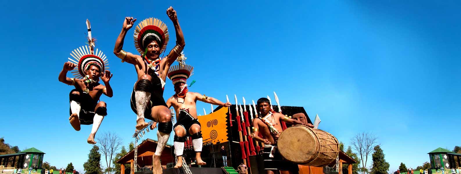 Hornbill Festival backpacking trip – Nagaland