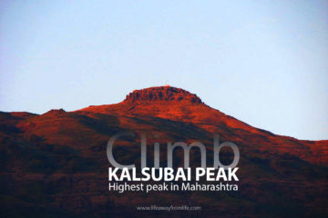 kalsubai peak trek