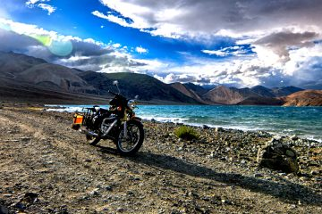 motorcycle trip to Ladakh