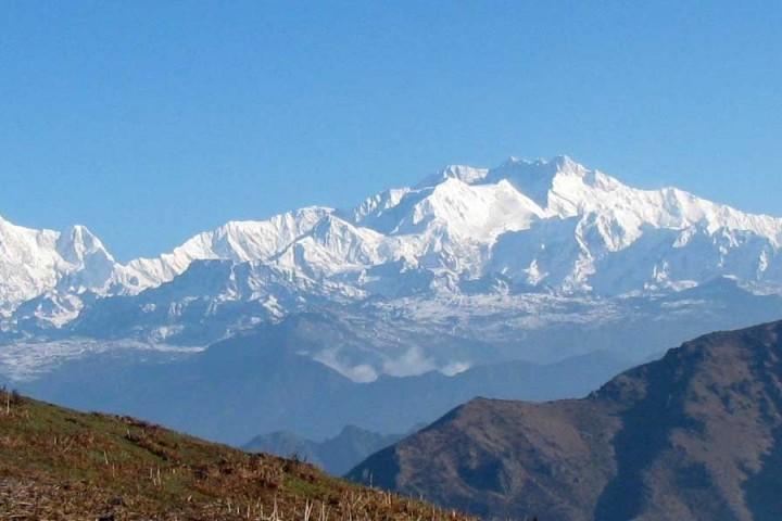 The Sandakphu Phalut trek