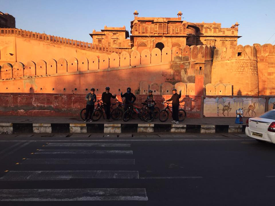 rajasthan cycling