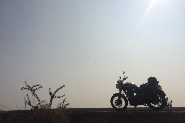rann of kutch motorcycle trip