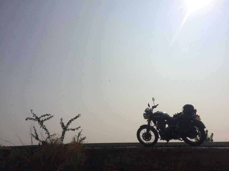 The Rann of Kutch Motorcycle Trip
