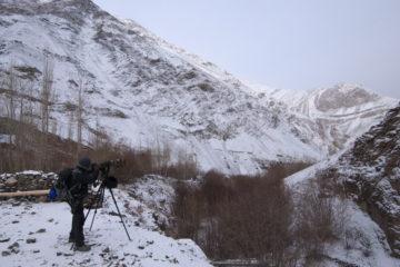 Snow trek in ladakh