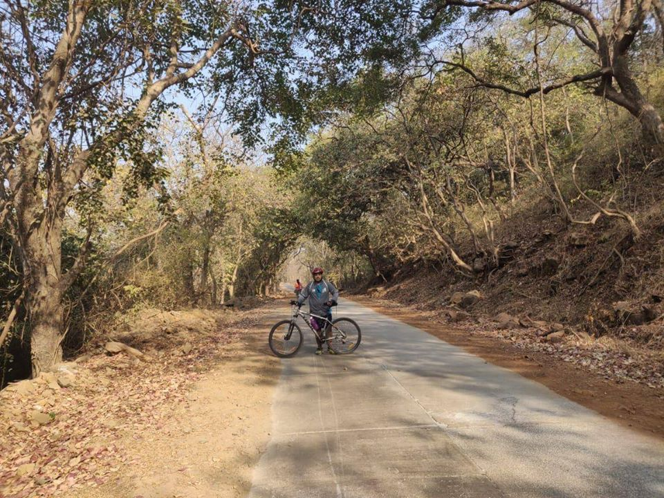 One day Cycling trip in Mumbai