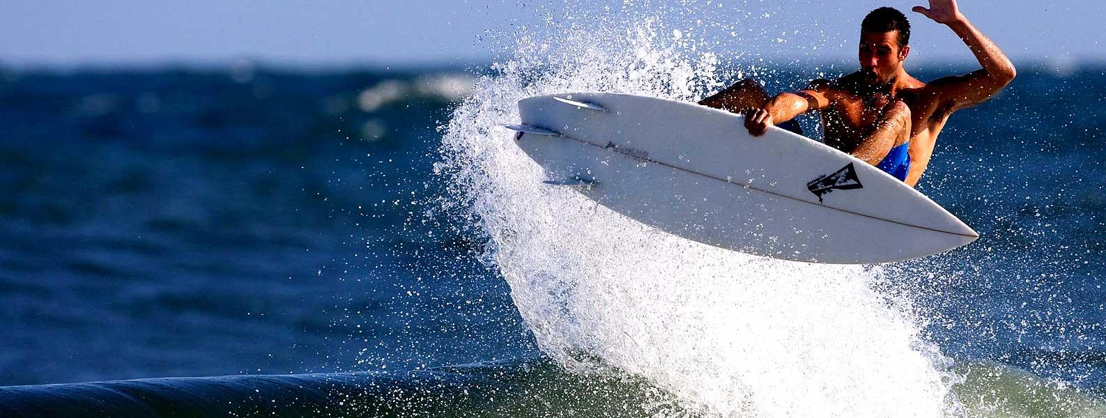 Learn Surfboarding