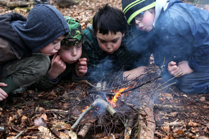 wilderness Survival Camp