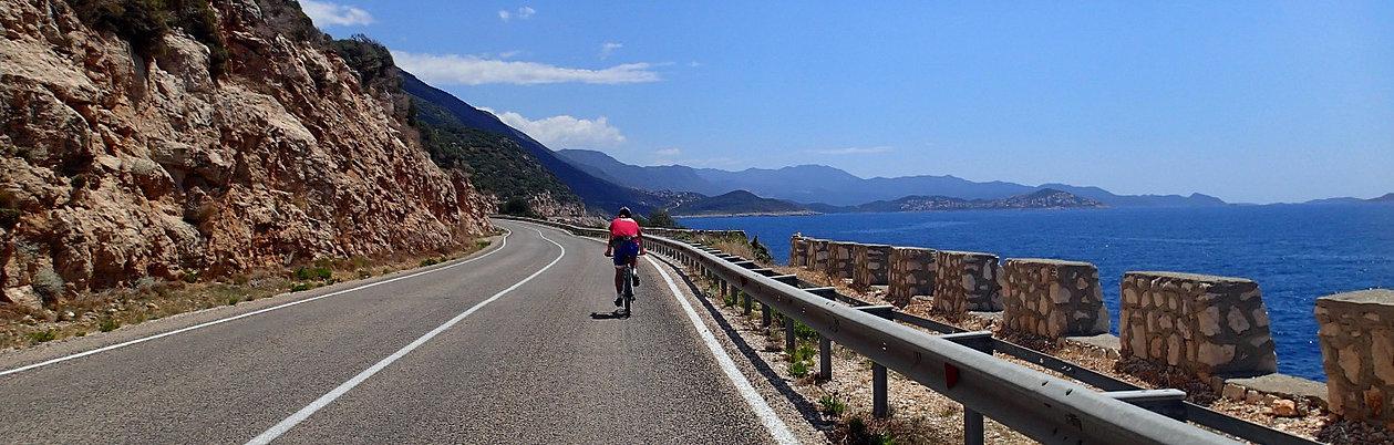 Turkey Cycling Trip