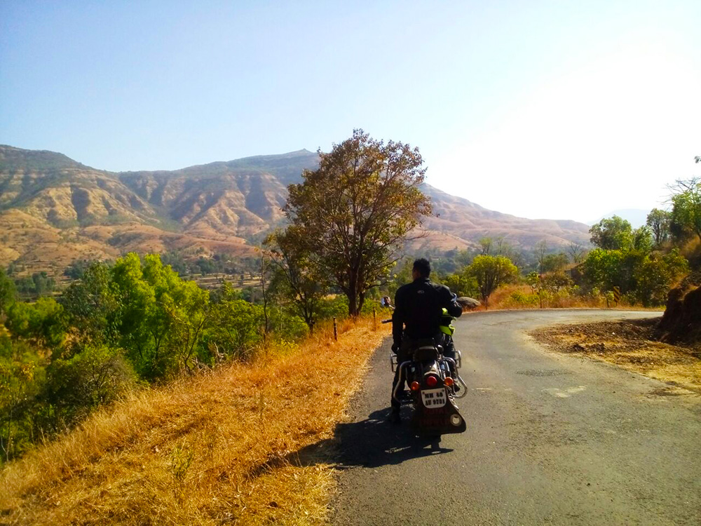 The Weekend Hill rides near Mumbai